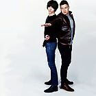 Alex Turner & Matt Helders by haigemma