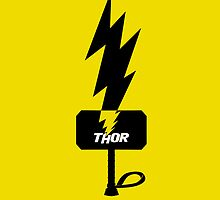 The Thor Network by Mark Henggeler