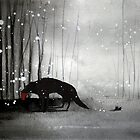 Little Red Riding Hood - A Tragedy  by minoule