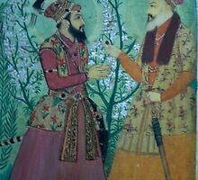 mughal art  by faryalmalikawan