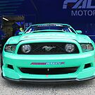 Falken Tire Mustang by caocaoism
