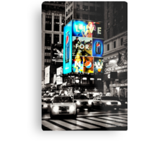 Live For Now Metal Print