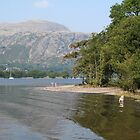 Coniston Water by Marilyn Harris