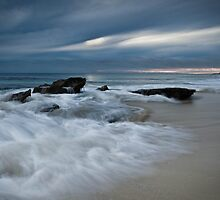 Winter Wave Surge by Jill Fisher