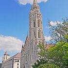 Matthias Church, Buda by Graeme  Hyde