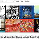 10 July 2012 by The RedBubble Homepage
