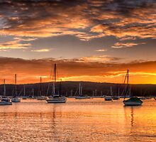 Anchorage - Clareville, Sydney Australia - The HDR Experience                  by Philip Johnson