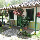 Adorable country house by Esperanza Gallego