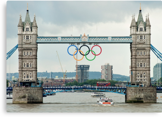 Tower Bridge 2012 by cameraimagery