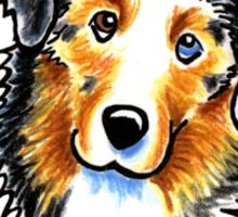 Australian Shepherd :: It's All About Me Sticker