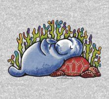 Sea Turtle and Manatee T-Shirt