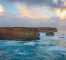 Loch Ard Gorge Panorama by autumnleaf