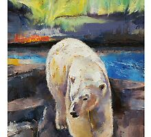 Northern Lights by Michael Creese