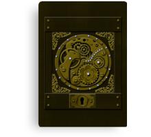 Steampunk Box Canvas Print