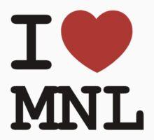 I love Manila! by MrYum