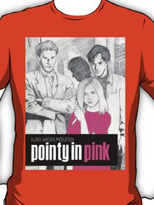 Pointy In Pink T-Shirt