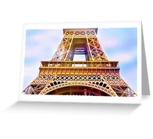 Eifel Tower 001 Greeting Card