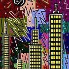 abstract urban 17 by dar geloni