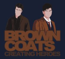 Brown Coats by sonicfan114