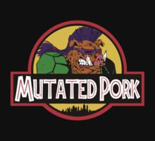 MUTATED PORK!! by PureOfArt
