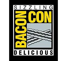 Bacon Con Photographic Print
