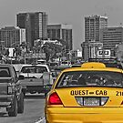 Welcome to San Diego-Yellow Cab by heatherfriedman