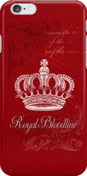 Royal Bloodline Red by Susan Sowers