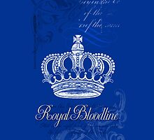 Royal Bloodline Blue by Susan Sowers