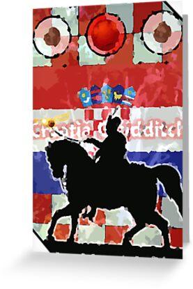Croatia Quidditch by IN3004
