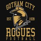 Rogues Football by johnbjwilson
