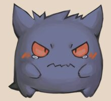 Cute Gengar by pacmen