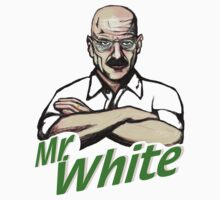 Mr. White by rubynibur