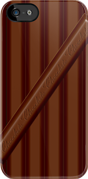 Chocolate iPhone Case by Moonlake
