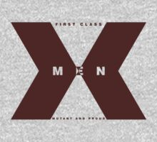 XMEN First Class Shirt by lewtengco
