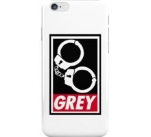 OBEY GREY iPhone/iPod Case iPhone Case/Skin
