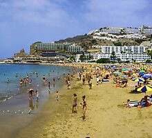 Beach Panorama by photoshot44