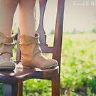 Cowgirl Boots by eelsblueEllen