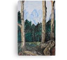 Giants Among Us Canvas Print