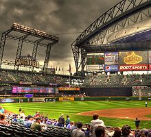 Safeco Field by Badbrew