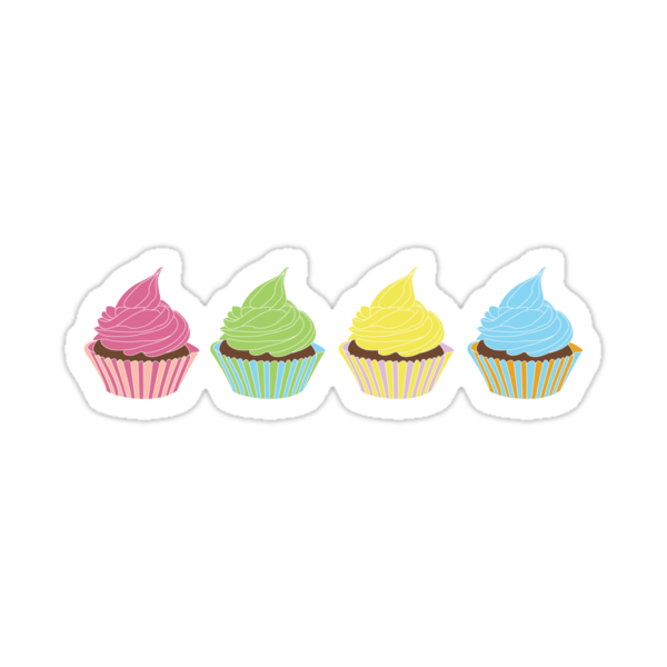 Four Cupcakes is Better by Leanne Churchill