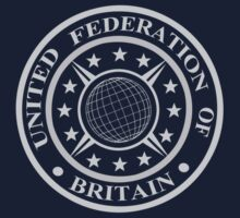 United Federation of Britain by gerrorism