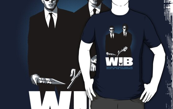 Winchesters in Black by Manny Peters