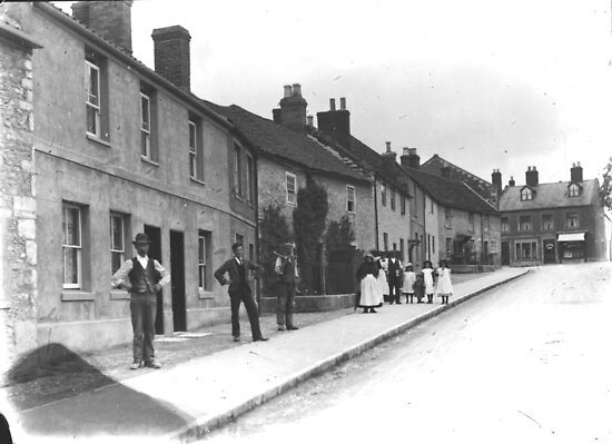 Hilperton, near Trowbridge, Wiltshire by Trowbridge  Museum