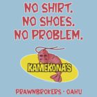 Kamekona&#x27;s Shrimp logo from Hawaii 5-0 S2 (No Shirt...) by Sharknose