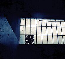 Abandoned Blue #11 by Daniele Porceddu