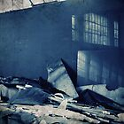 Abandoned Blue #19 by Daniele Porceddu