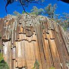 Sawn Rocks by Penny Smith