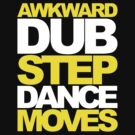 Awkward Dubstep Dance Moves (yellow/white) by DropBass