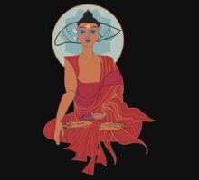Shakyamuni (September 2007) by Robyn Scafone