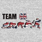 Go Team GB!! by staticfx